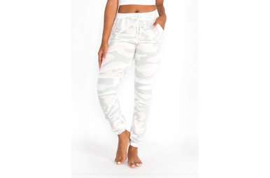 LET'S BE COZY JOGGERS - PINK