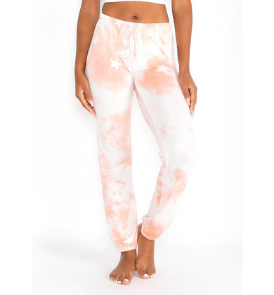STARRY NIGHTS TIE DYE JOGGERS