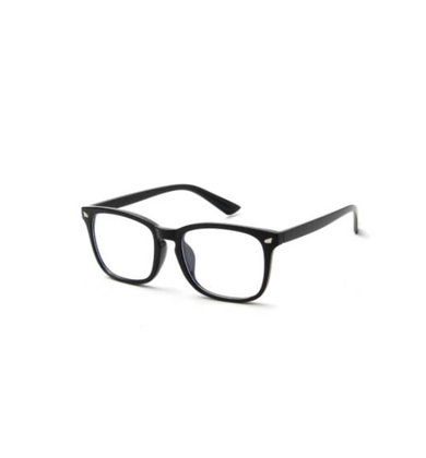 LYNN BLUE LIGHT GLASSES - BLACK
