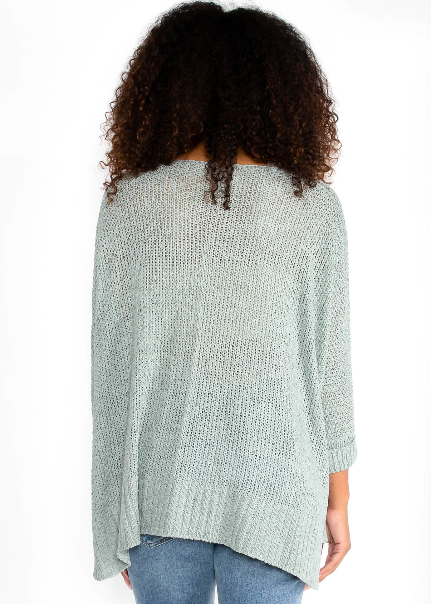 FOR THE RECORD OVERSIZED SWEATER