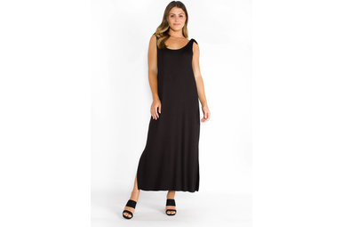 FRENCH RIVIERA MAXI DRESS