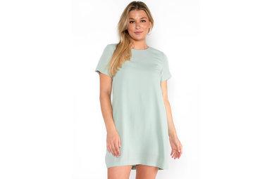 FEEL THE SPARKS  SHIFT DRESS