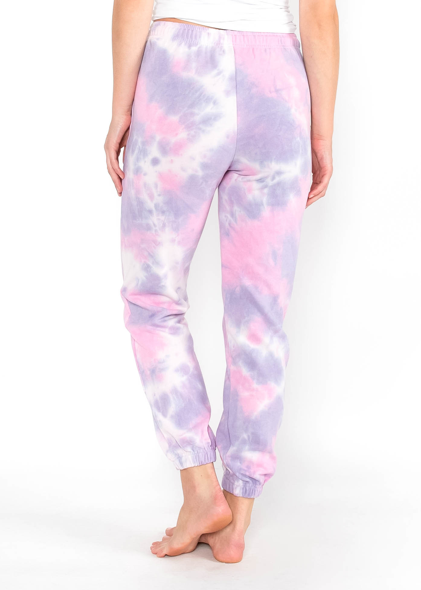 TOUCH THE SKY TIE DYE JOGGERS