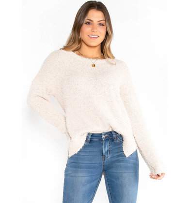 SEPTEMBER SWEATER - CREAM
