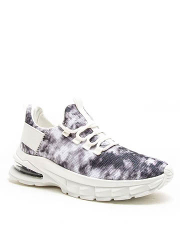 WALKING BY TIE DYE SNEAKERS