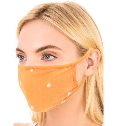 HADLEE PRINTED FACE MASK
