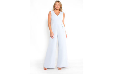 CATCHING LOVE JUMPSUIT - BLUE