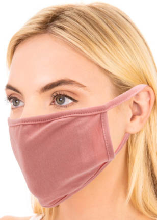PINK LADY CLOTH FACE MASK