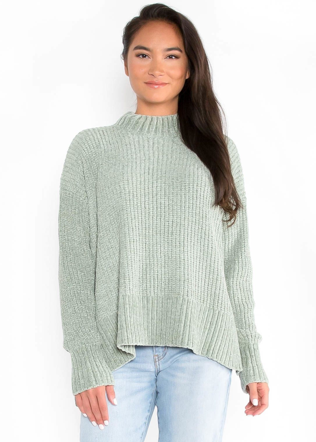 APPLESEED CHENILLE SWEATER