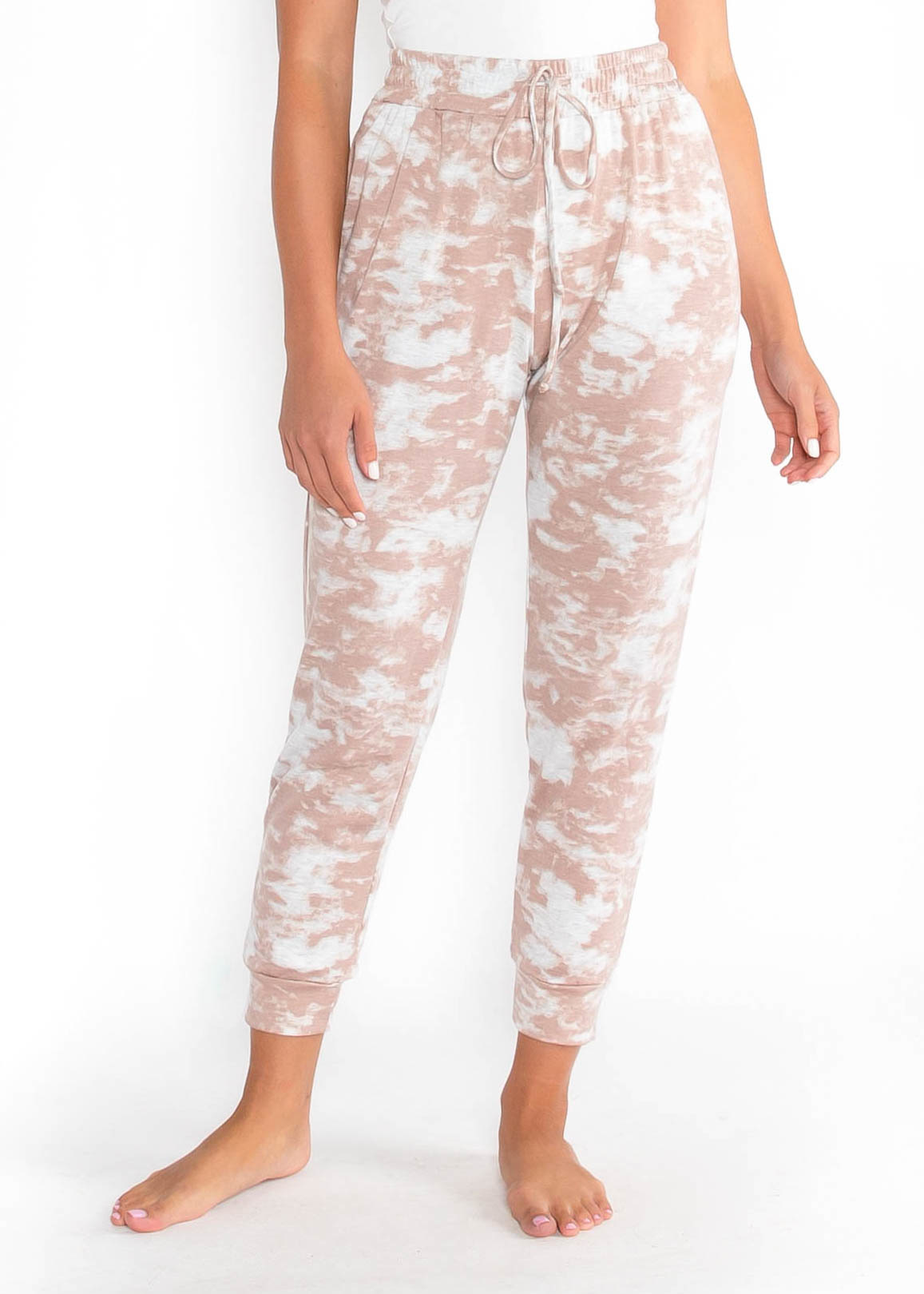 FADED DREAMS TIE DYE JOGGERS