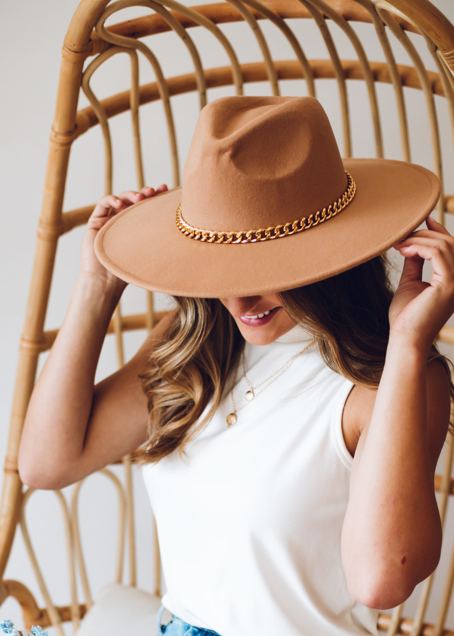 BEST OF DAYS HAT - TAN