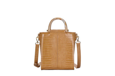 SWEPT AWAY HANDBAG - CAMEL