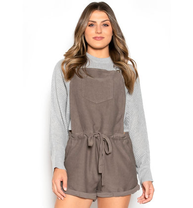 COMMON THREAD GREY OVERALLS