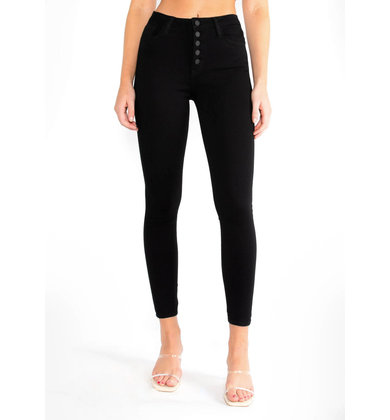DREAMY NIGHTS BUTTON FLY JEANS