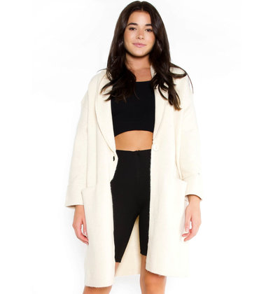 HIGHWAY CHASER LONG CARDIGAN