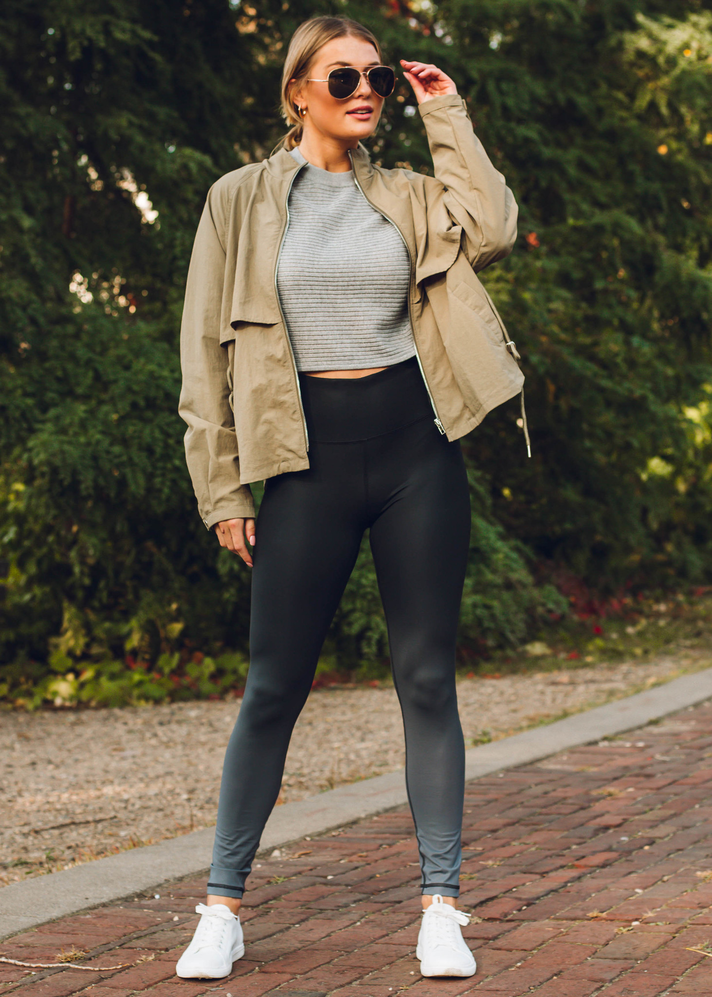 LIMITLESS OMBRE LEGGINGS