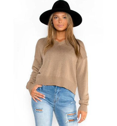 HUES OF AUTUMN SWEATER