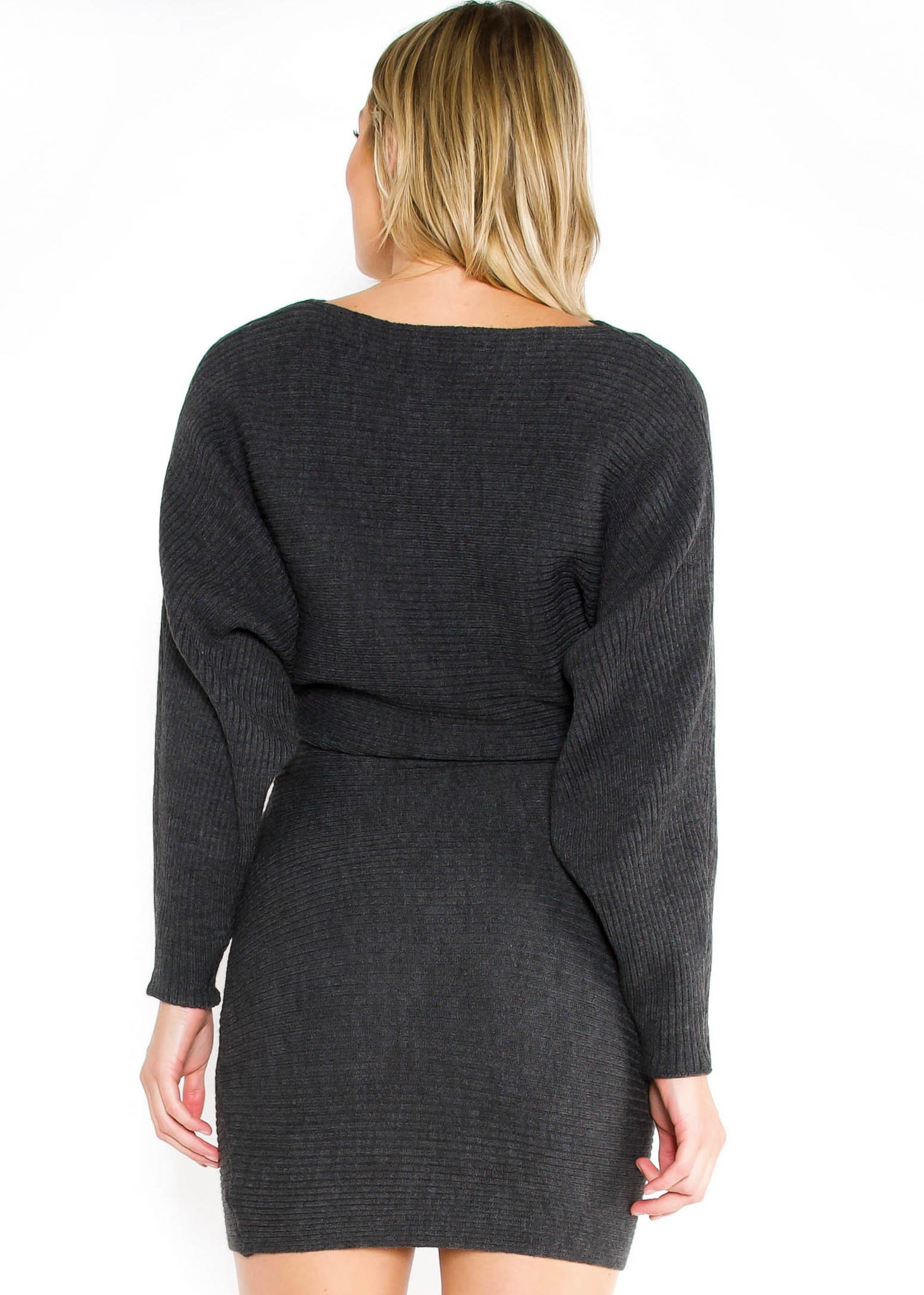 BY THE WAY SWEATER DRESS