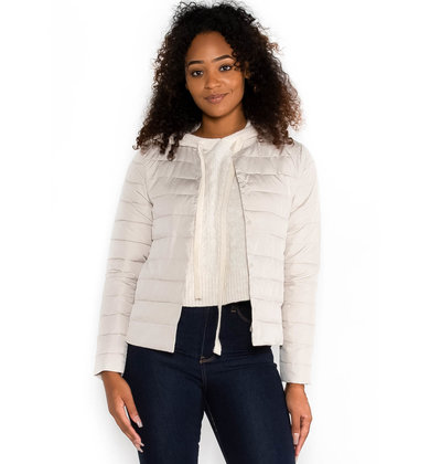 CRISP NIGHTS JACKET - IVORY