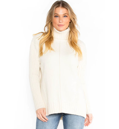 ENCHANTMENT TURTLENECK SWEATER