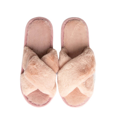HIGH SPIRITS SLIPPERS - PINK