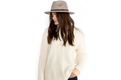 FULL SWING HAT - TAUPE