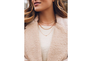 FLASHBACK LAYERED NECKLACE