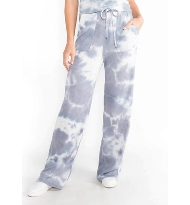 HEAVEN ON EARTH TIE DYE BOTTOMS