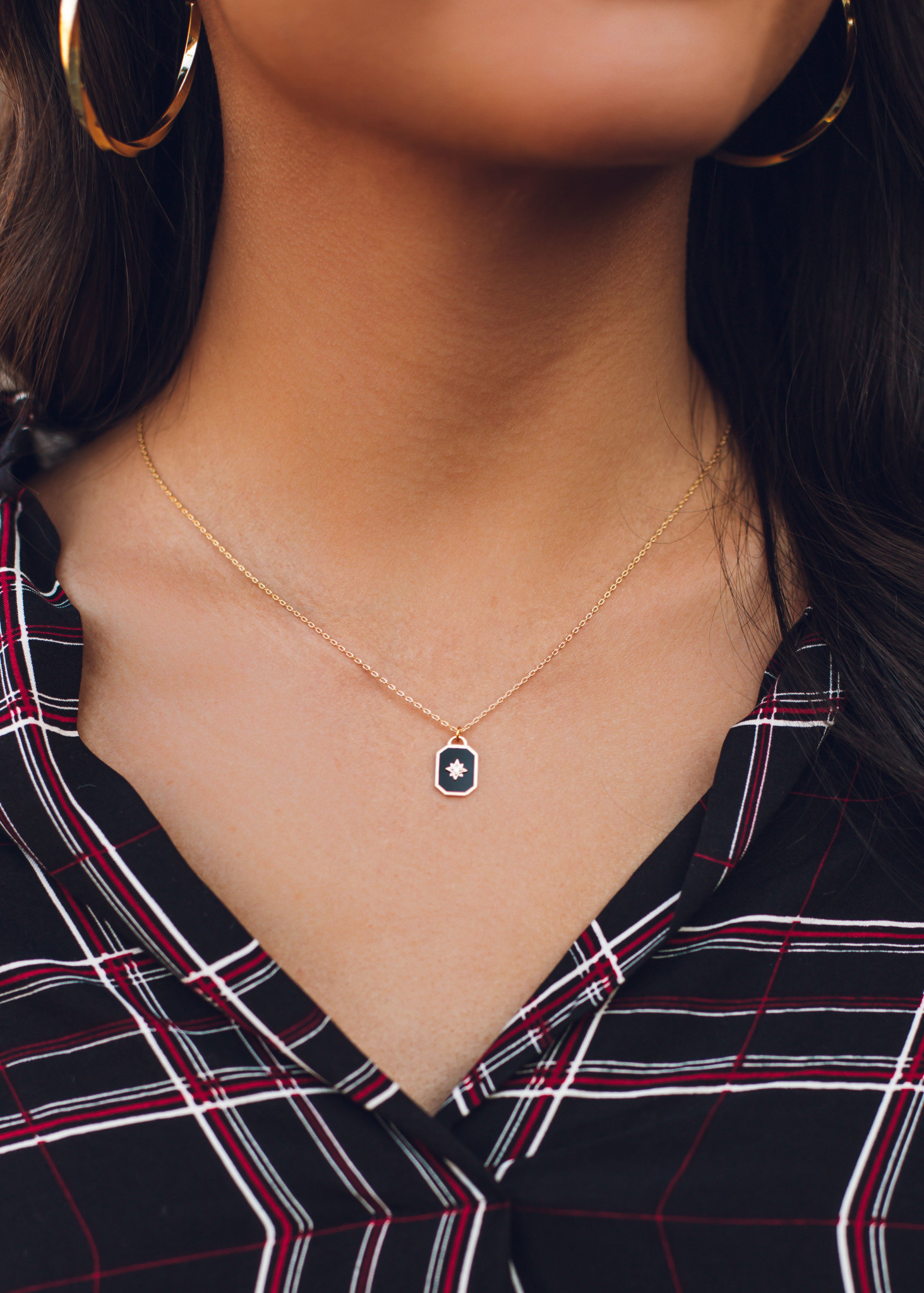WINTER DATE NECKLACE