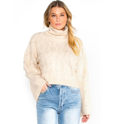 CAROL OF THE BELLS SWEATER