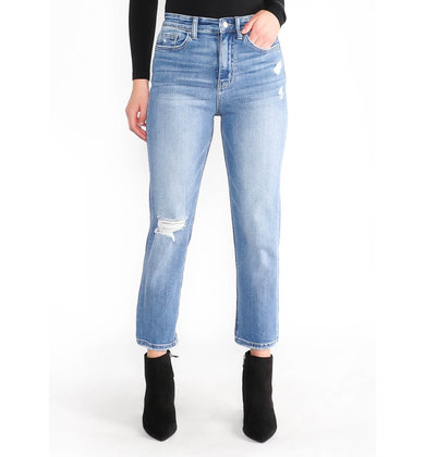 LOCAL FORECAST DISTRESSED JEANS