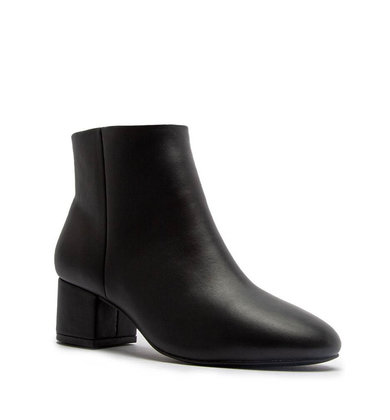 STOMPING GROUNDS BLACK BOOTIES
