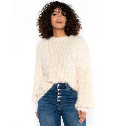 REMEMBER ME IVORY SWEATER