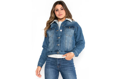 ROCKY MOUNTAIN DENIM JACKET