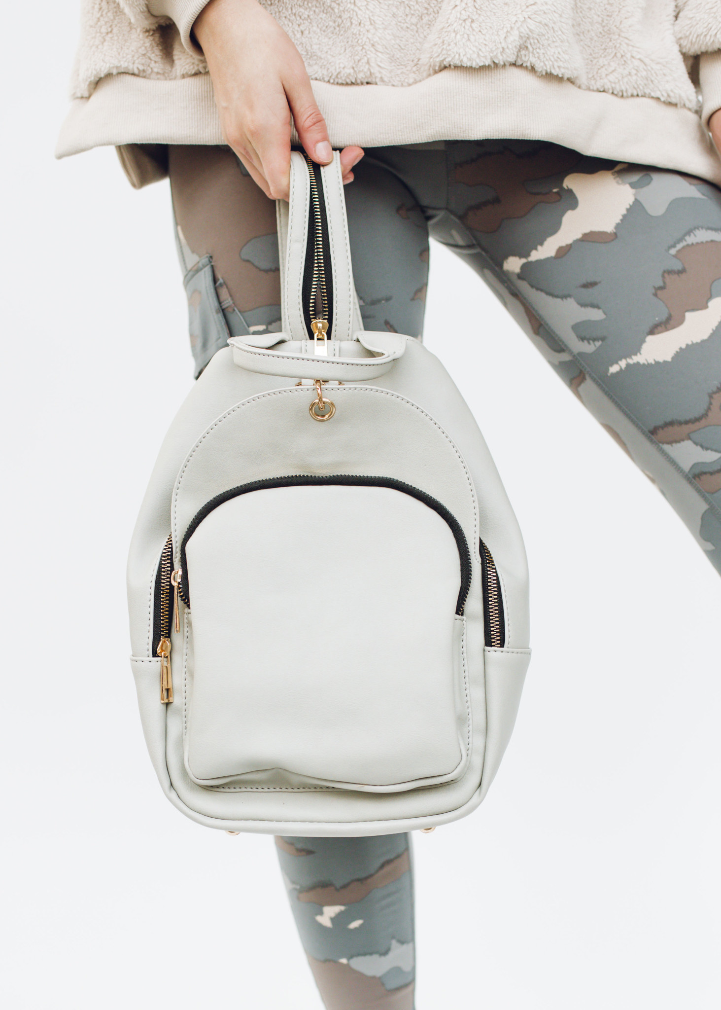 FLORENCE BACKPACK - GREY