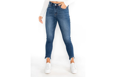 ON THE DAILY SKINNY JEANS