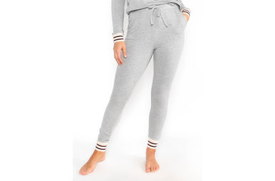 CLOSE TO HOME GREY JOGGERS