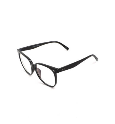 GIA BLUE LIGHT GLASSES - BLACK