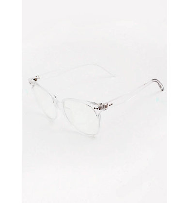 GIA BLUE LIGHT GLASSES - CLEAR