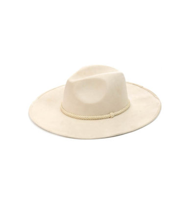 STATE OF MIND IVORY HAT