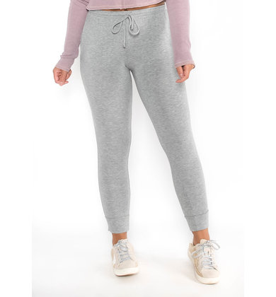 FAST ASLEEP GREY JOGGERS