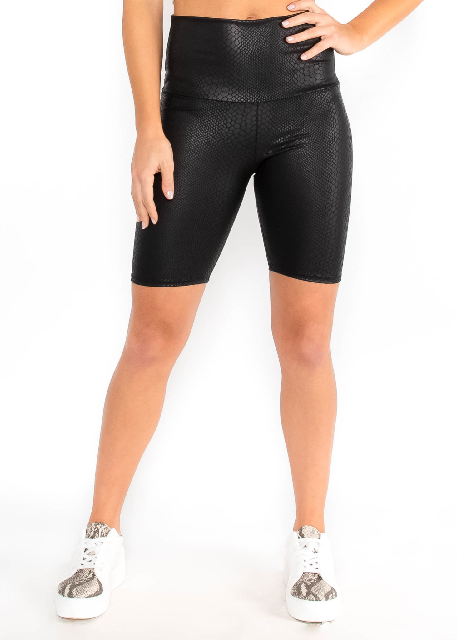 POWER PLAY BIKER SHORTS
