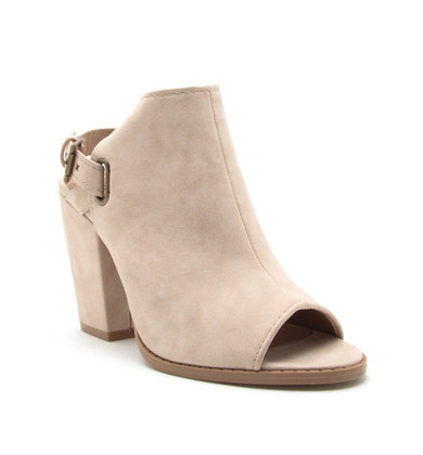 FRESH STEPS HEELED BOOTIES
