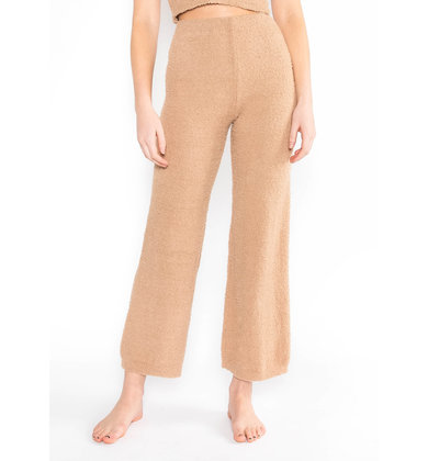 SNUGGLE DOWN BOTTOMS - CAMEL