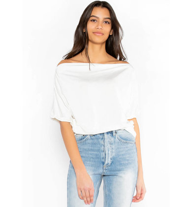 FAVORITE TRADITION TOP - IVORY