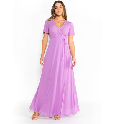 ENDLESS FUN DRESS - LAVENDER
