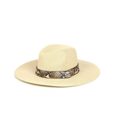 REVOLUTION STRAW HAT