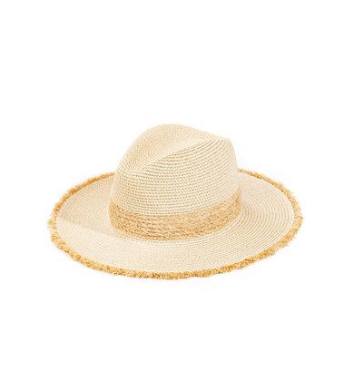 OCEAN FRONT STRAW HAT
