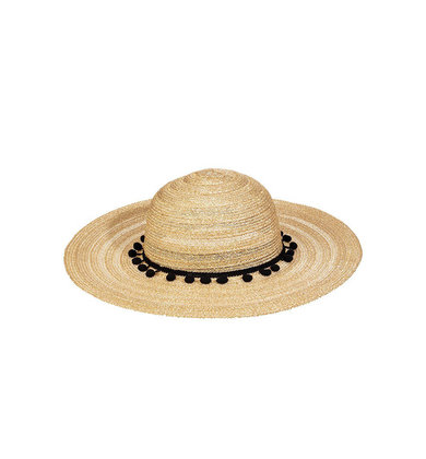 GOLDEN RULE STRAW HAT