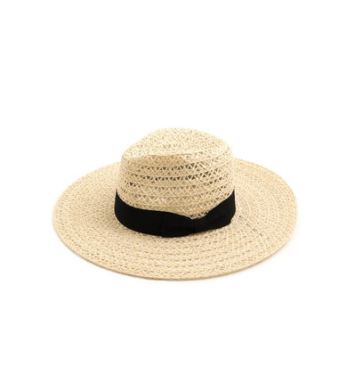 ONE WAY TICKET STRAW HAT